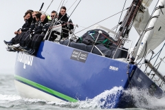 Solent-training for Round-the-Island-Race